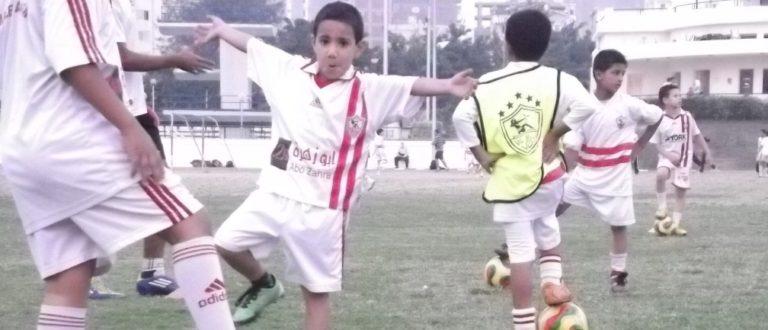 Article : Football en Egypte, pas comme dans la rue.